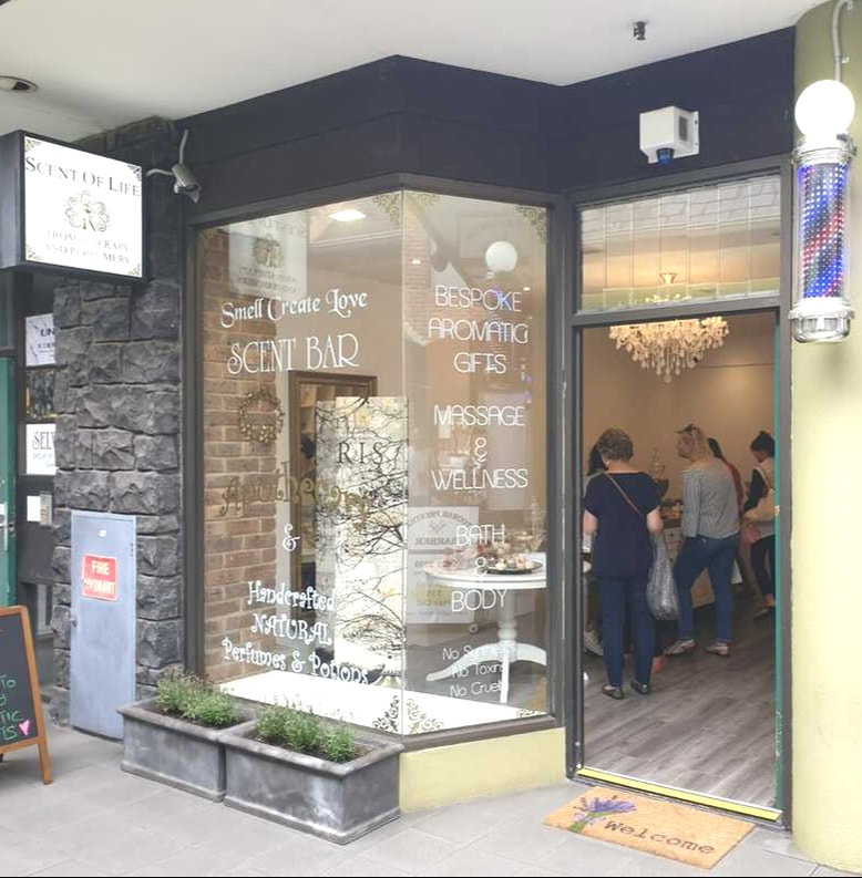 Scent of Life Melbourne Natural Perfumery Store